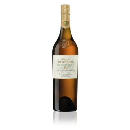5 Ans d'Age Blanc Pineau Château de Beaulon