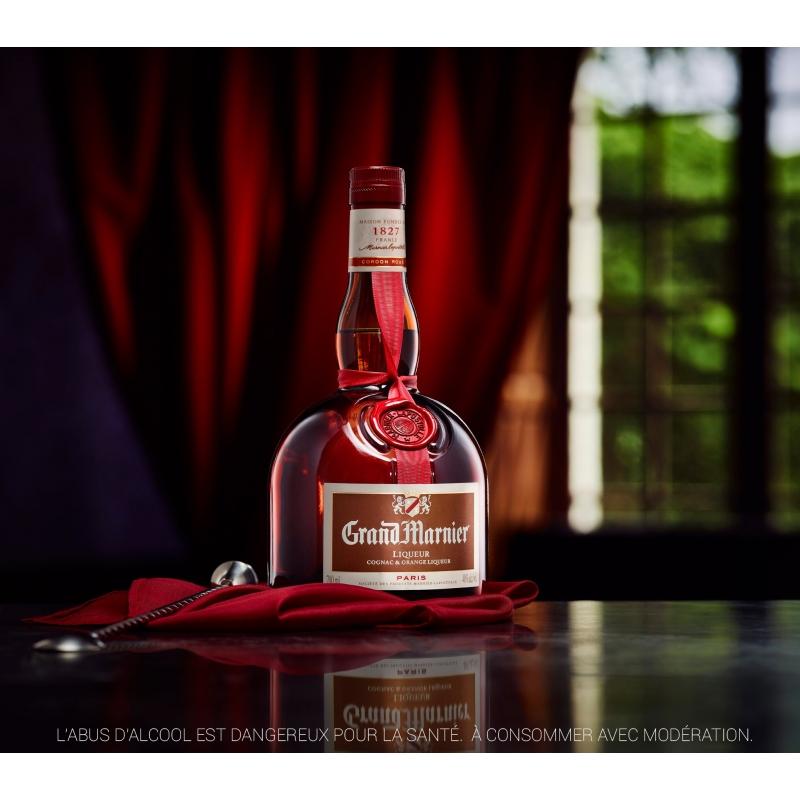 Cordon Rouge Cognac Grand Marnier