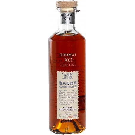 Thomas XO Prestige Cognac Bache Gabrielsen