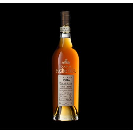 Vintage 1986 Fins Bois Cognac Maxime Trijol