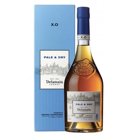 XO Pale & Dry Cognac Delamain