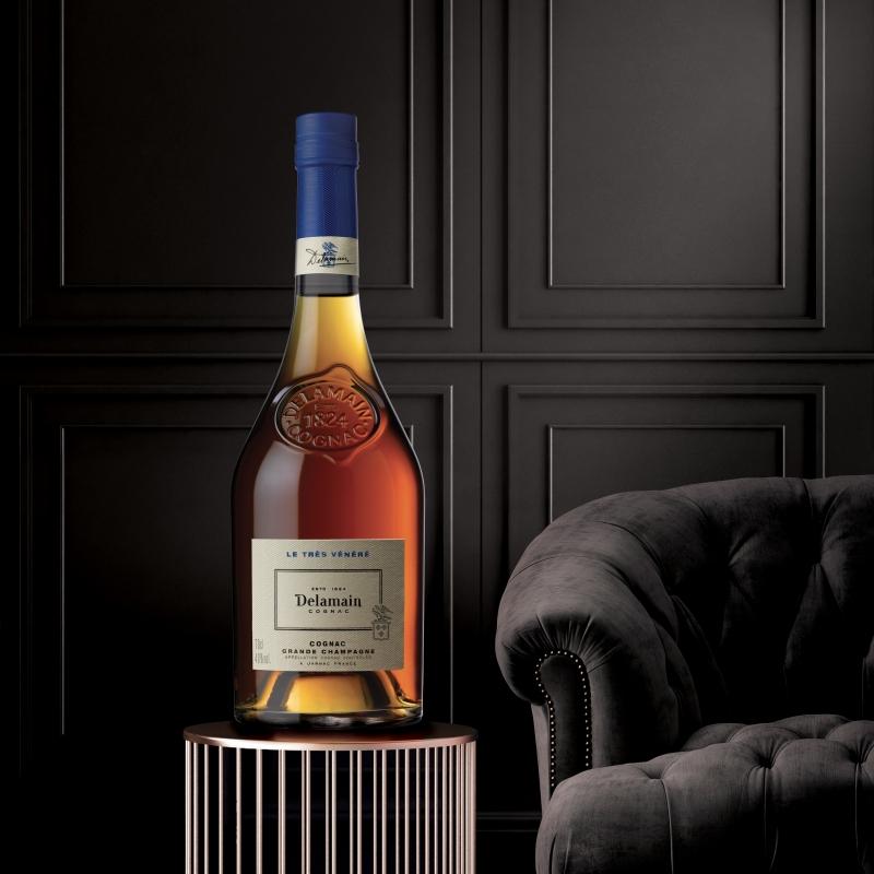 Très Vénéré Cognac Delamain