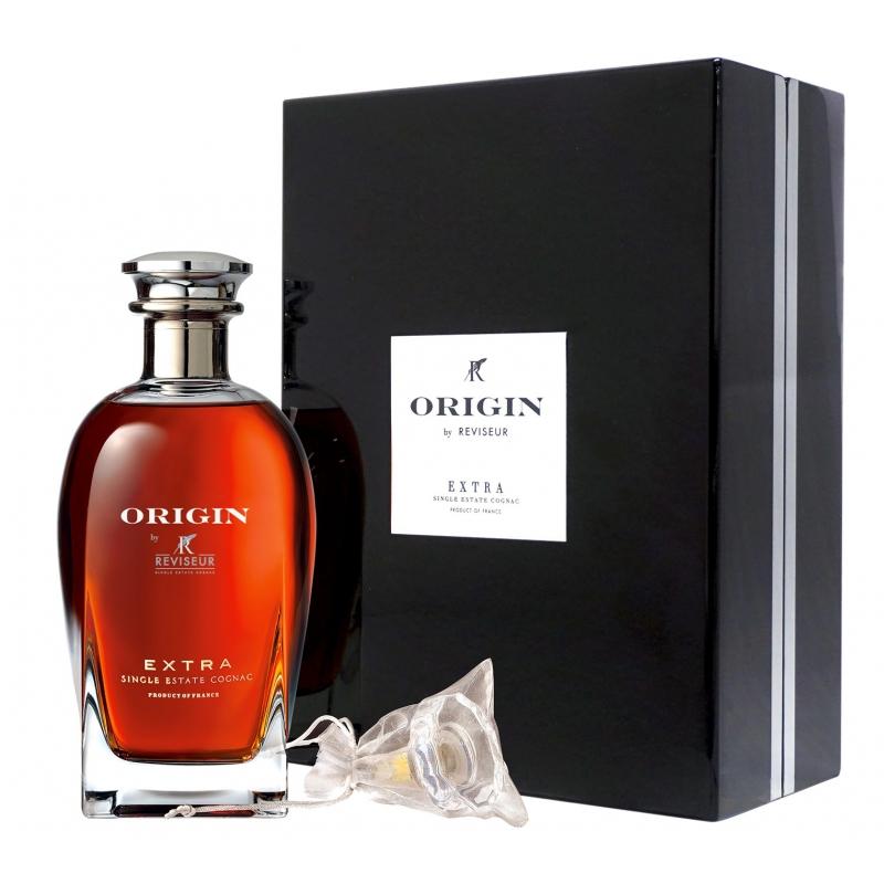Extra Origin Cognac Le Réviseur