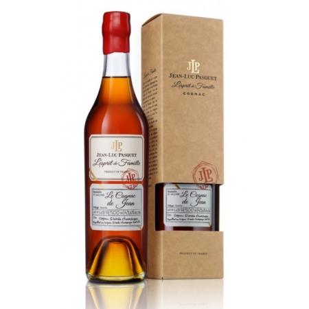 Le Cognac de Jean - Cognac Pasquet Grande Champagne