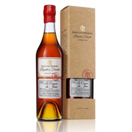 """Cognac Pasquet """"L'Esprit de Famille"""" - JEAN"""