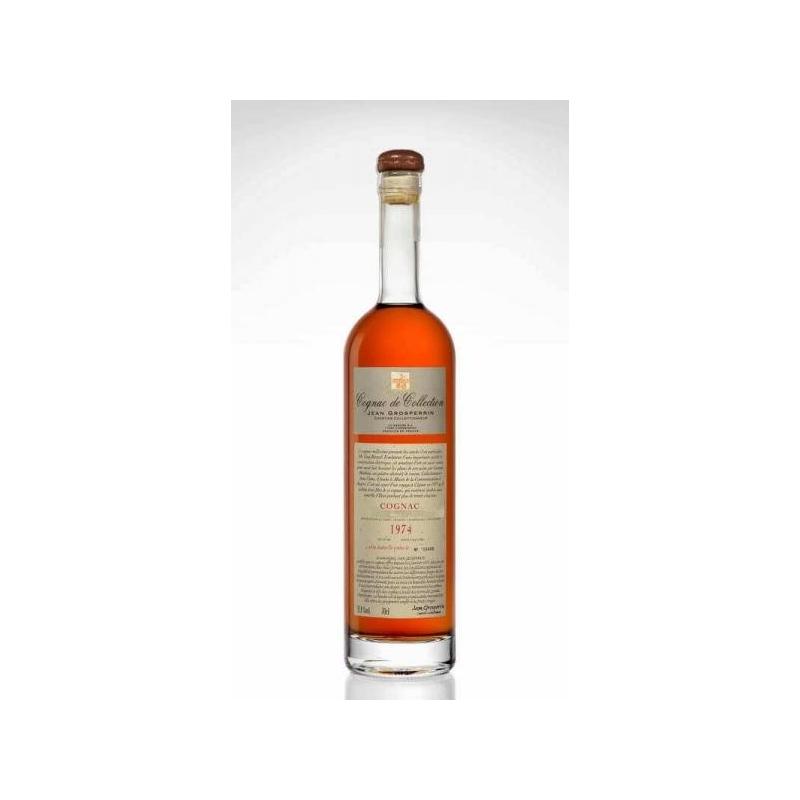 1974 Petite Champagne Cognac Grosperrin