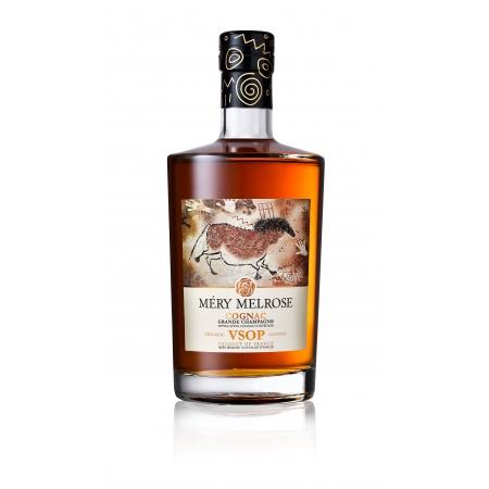Organic VSOP Cognac Mery Melrose Grande Champagne