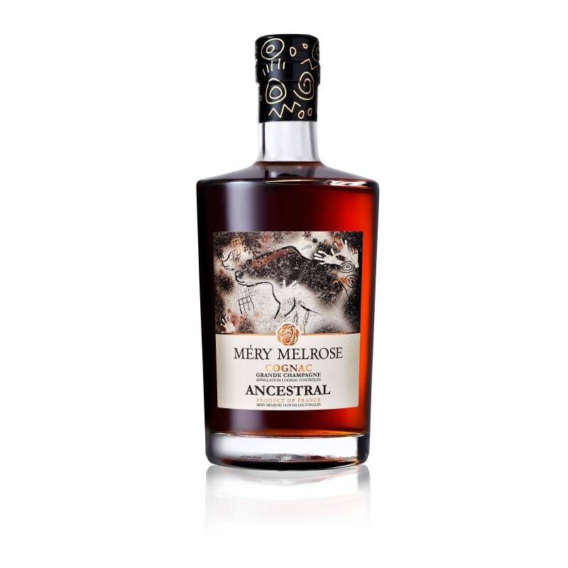 Cognac Ancestral Grande Champagne Mery Melrose