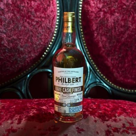 Rare Cask Finish Sherry Oloroso Cognac Grande Champagne 2014 Philbert