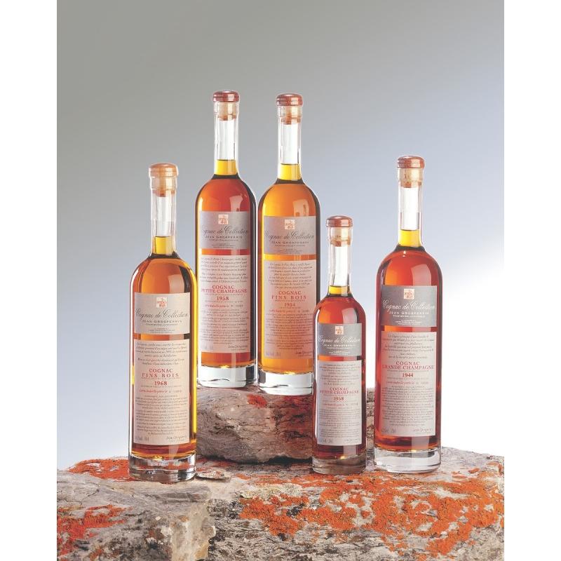 """Trésor"" N°84 Borderies Cognac Grosperrin"