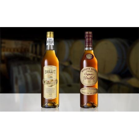 Réserve Extra VSOP Cognac Brillet