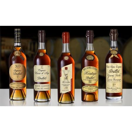 XO 1er Cru Cognac Brillet
