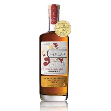 La Guilde - Saint Preuil Grande Champagne Extra Cognac