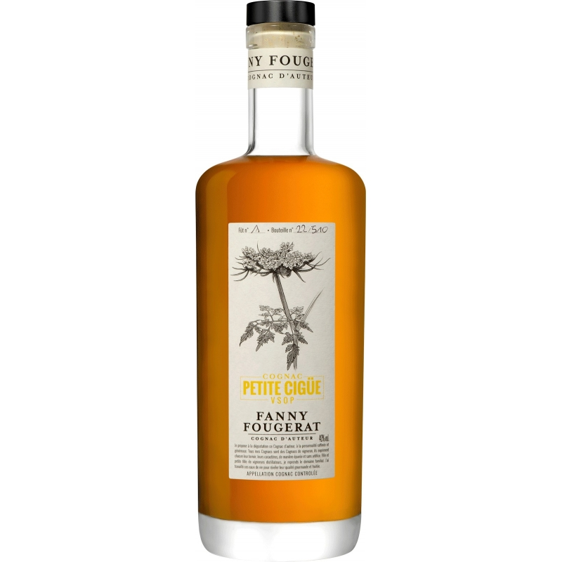 Cognac Petite Cigüe VSOP Fanny Fougerat