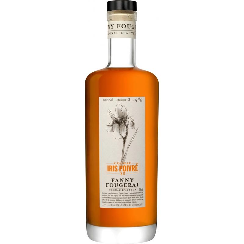 Cognac Iris Poivré XO Fanny Fougerat