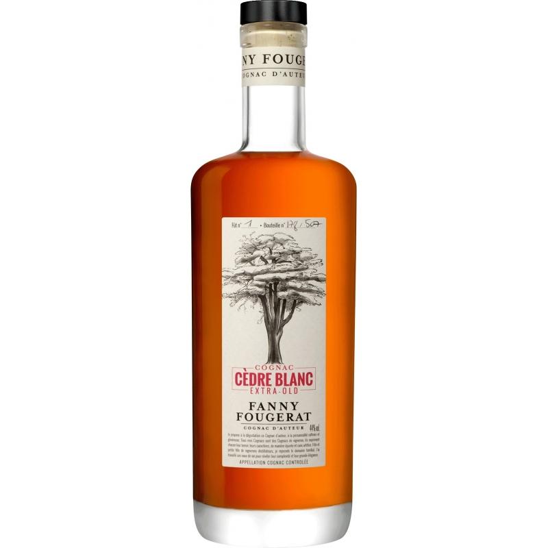 Cognac Cèdre Blanc Extra Old Fanny Fougerat