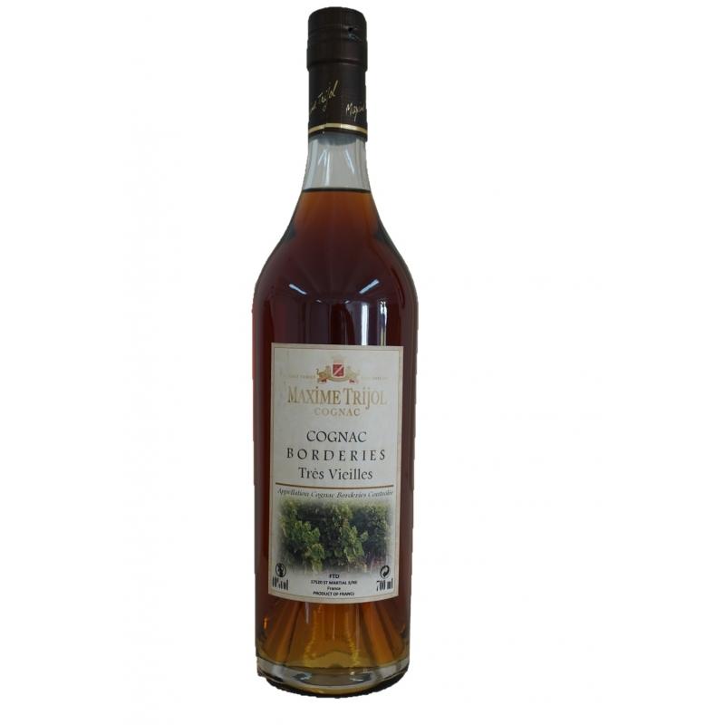 Borderies Très Vieilles Cognac Maxime Trijol