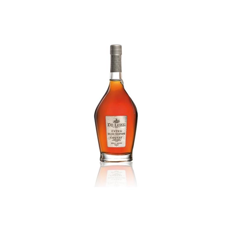 DE LUXE EXTRA 'Single Barrel Finish' Grande Champagne Cognac