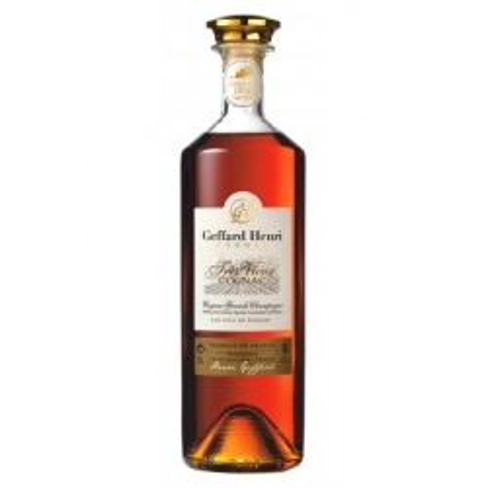 Très Vieux Decanter Millenium Cognac Geffard