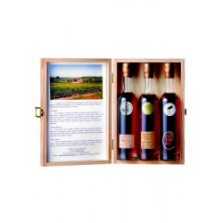 Tasting Box Cognac Geffard