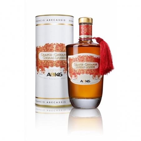 Orange & Cinnamon Cognac ABK6 Liqueur