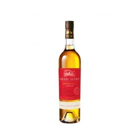 Assemblage N°1 Cognac Leyrat