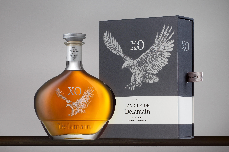 Cognac Delamain Xo L Aigle Grande Champagne