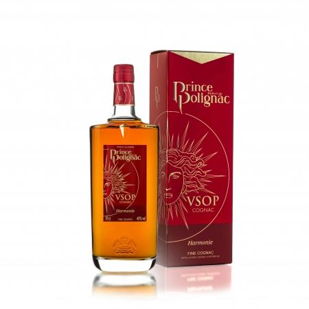 """VSOP """"Harmonie"""" Apollon Cognac Polignac"""