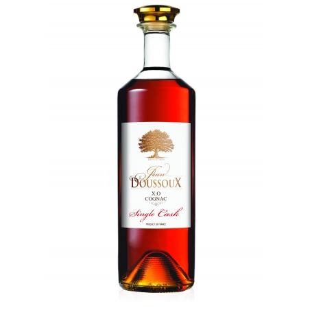 Single Cask Cognac Jean Doussoux Domaine du Chêne Decanter