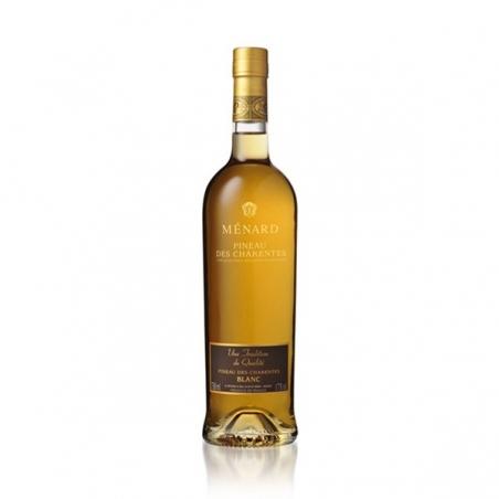 White Pineau des Charentes Cognac Ménard