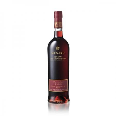 Pineau des Charentes Rosé Cognac Ménard