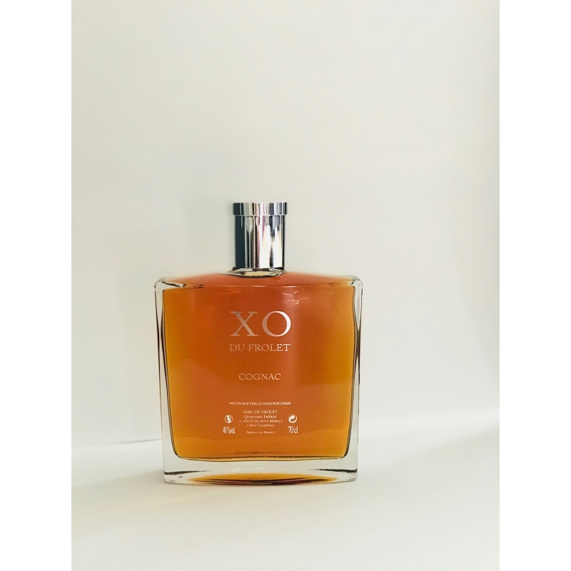 XO Carafe Cognac Du Frolet Quintard