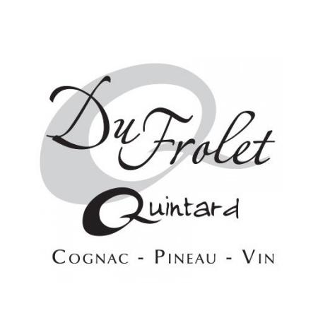 Old Pineau des Charentes Red Cognac Du Frolet Quintard