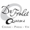 Old Pineau des Charentes White Cognac Du Frolet Quintard