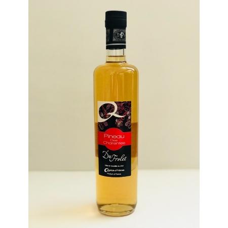 Pineau des Charentes Blanc Cognac Du Frolet Quintard
