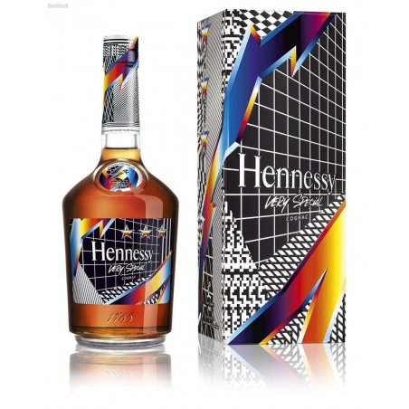 Cognac Hennessy VS by Felipe Pantone Limited Edition