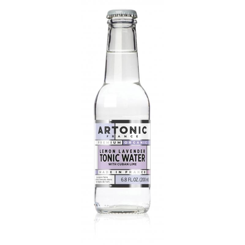 Lemon Lavender Tonic Water Artonic