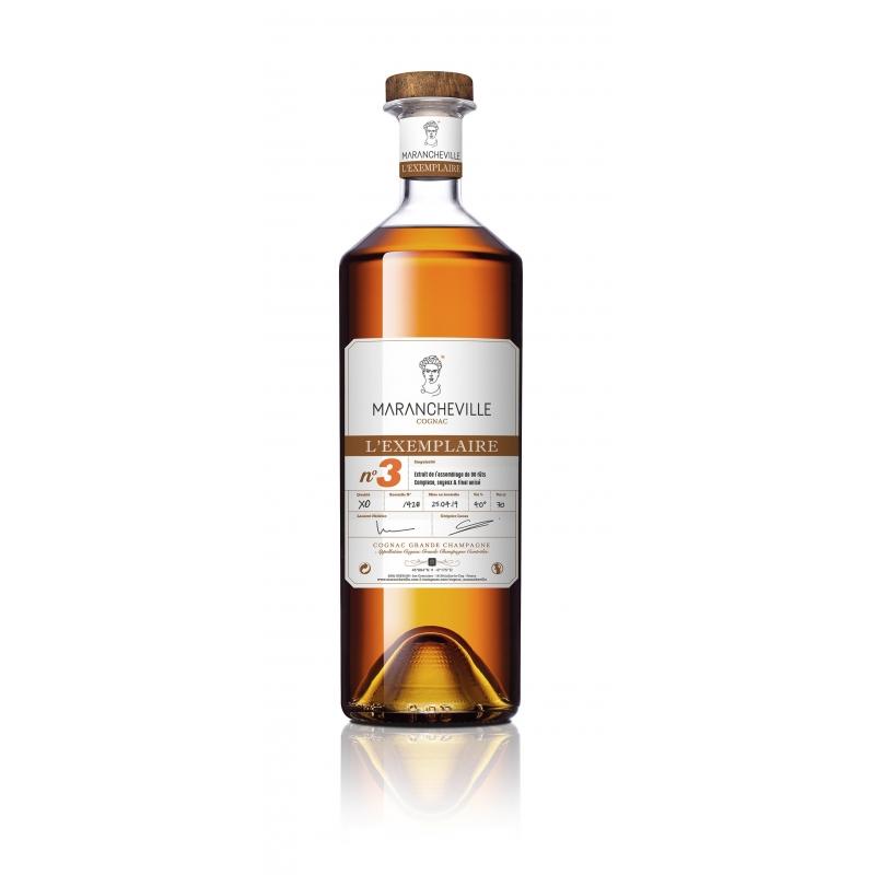 L'Exemplaire N°3 Cognac Marancheville