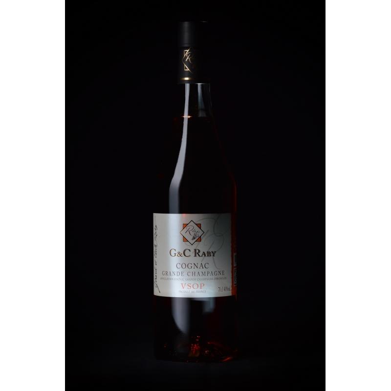 VSOP Cognac G et C Raby