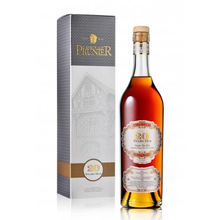 20 Years Old Cognac Prunier