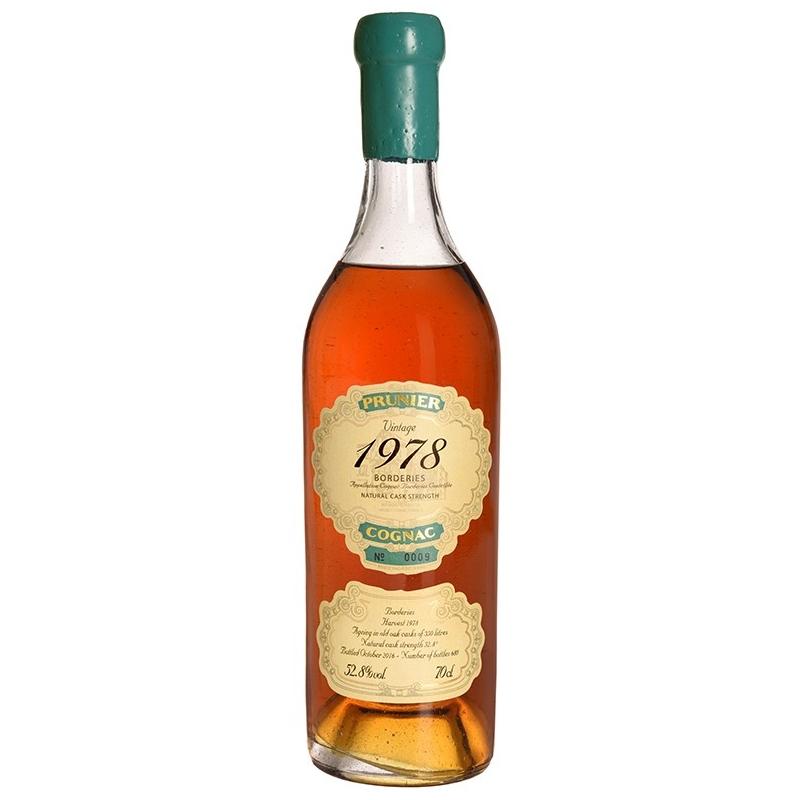 1978 Borderies Cognac Prunier