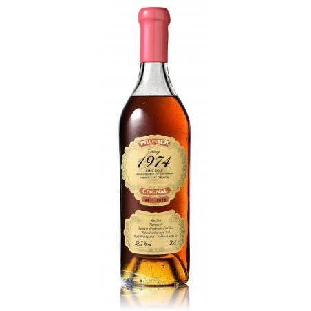 1974 Fins Bois Cognac Prunier
