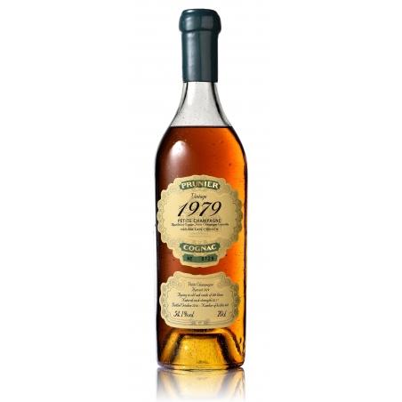 1979 Petite Champagne Cognac Prunier