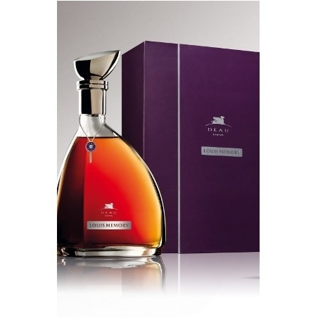 Louis Deau Memory Very Old Cognac Deau