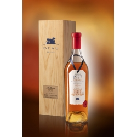 Millesime 1977 Petite Champagne Cognac Deau