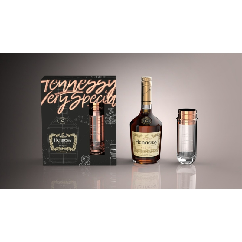 VS Coffret Holiday Twist Cognac Hennessy