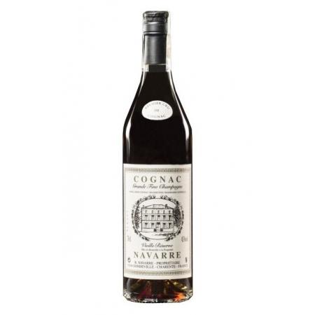 Vieille Reserve Grande Champagne Cognac Navarre