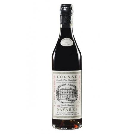 Ancestrale Millesime 1925 Grande Champagne Cognac Navarre