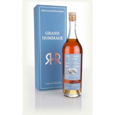 Grand Hommage Hors d'Age Cognac René Rivière
