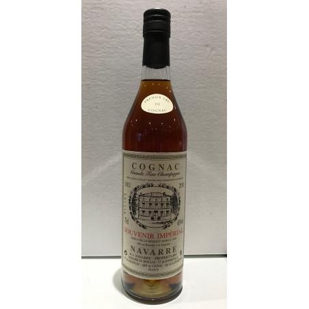 Souvenir Impérial Grande Champagne Cognac Navarre
